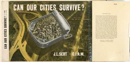 Dust Jackets - Can our cities survive?