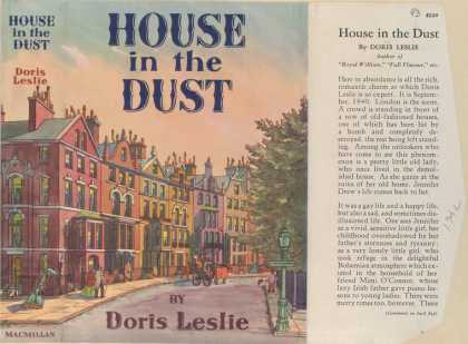 Dust Jackets - House in the dust.