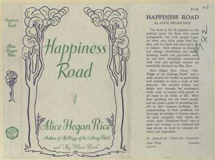Dust Jackets - Happiness road.