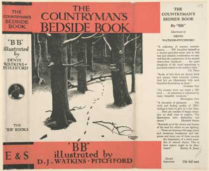 Dust Jackets - The countryman's bedside