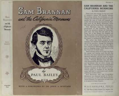 Dust Jackets - Sam Brannan and the Calif
