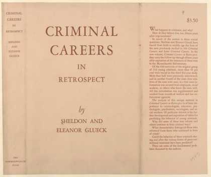 Dust Jackets - Criminal careers in retro