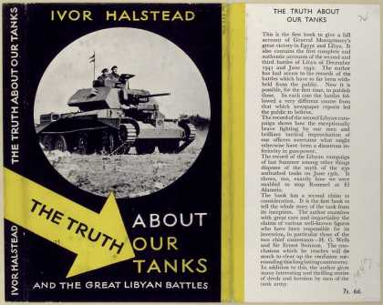 Dust Jackets - The truth about our tanks