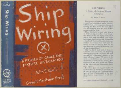 Dust Jackets - Ship wiring a primer of