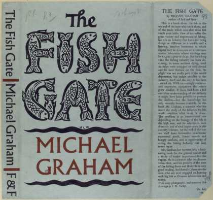 Dust Jackets - The fish gate.