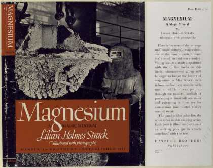 Dust Jackets - Magnesium, a magic minera