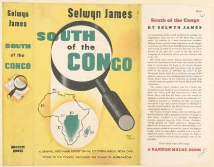Dust Jackets - South of the Congo.