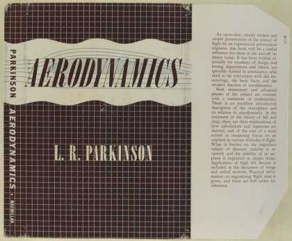 Dust Jackets - Aerodynamics.