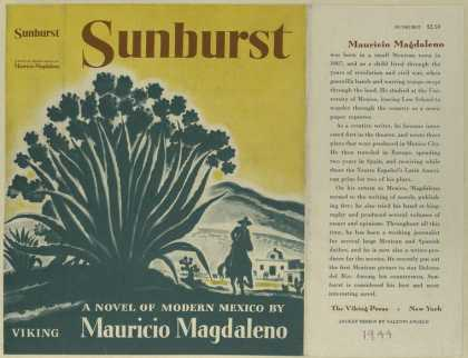 Dust Jackets - Sunburst.
