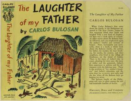 Dust Jackets - The laughter of my father
