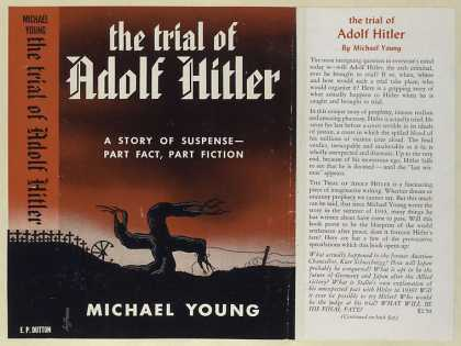 Dust Jackets - The trial of Adolf Hitler