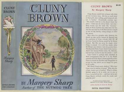 Dust Jackets - Cluny Brown.