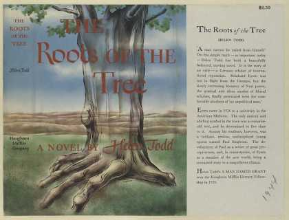 Dust Jackets - The roots of the tree.