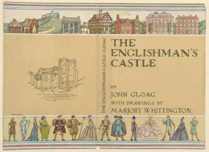 Dust Jackets - The Englishman's castle.
