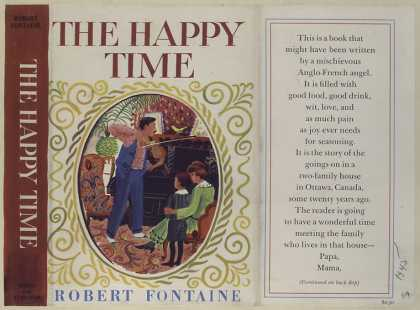 Dust Jackets - The happy time.