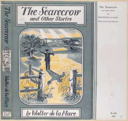 Dust Jackets - The scarecrow, and other