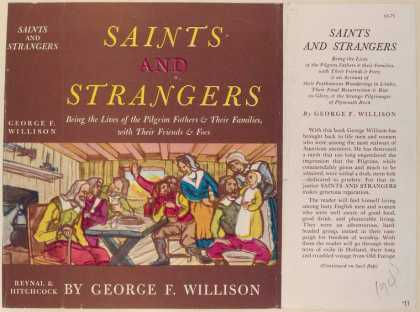 Dust Jackets - Saints and strangers, bei