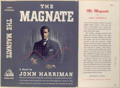 Dust Jackets - The Magnate.