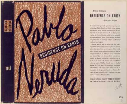 Dust Jackets - Residence On Earth.