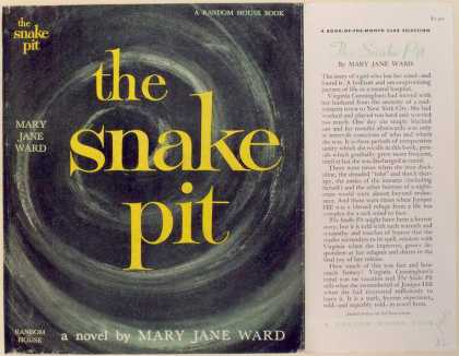 Dust Jackets - The Snake Pit.