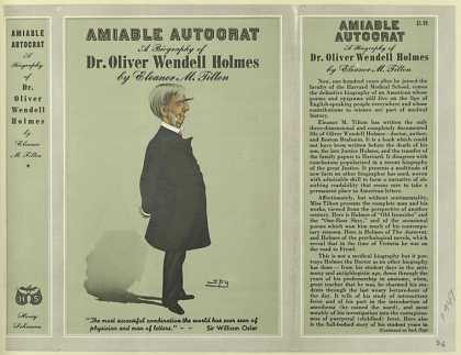 Dust Jackets - Amiable Autocrat - A Biog
