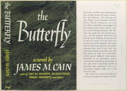 Dust Jackets - The Butterfly, by James M