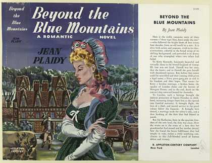 Dust Jackets - Beyond the Blue Mountain,