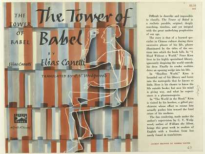 Dust Jackets - The Tower of Babel, by El