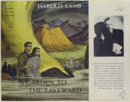 Dust Jackets - A Garden to the Eastward,