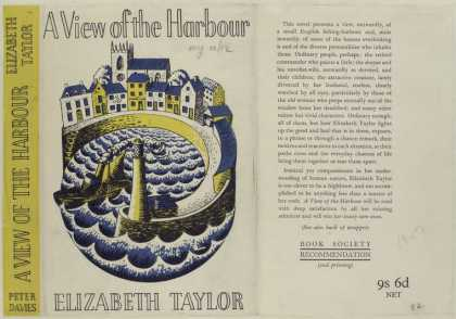Dust Jackets - A View of the Harbour, by