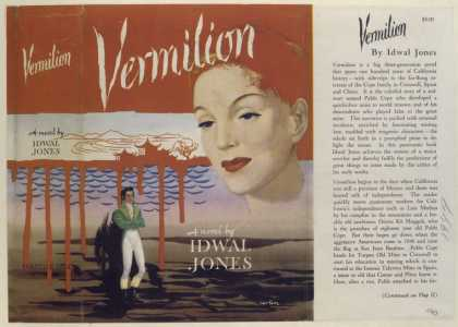 Dust Jackets - Vermilion, by Idwal Jones
