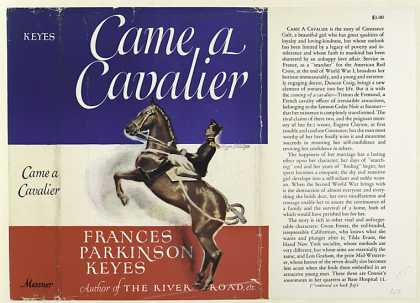 Dust Jackets - Came a Cavalier, by Franc