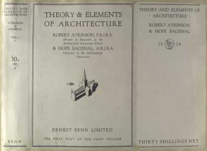 Dust Jackets - Theory and elements of ar