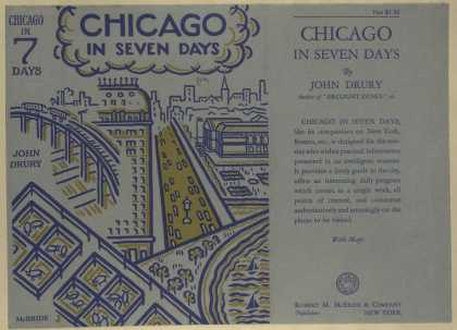 Dust Jackets - Chicago in seven days.
