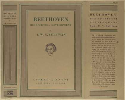 Dust Jackets - Beethoven his spiritual