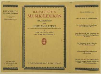 Dust Jackets - Illustriertes musik-lexik