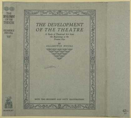 Dust Jackets - The development of the th