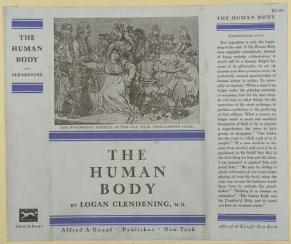 Dust Jackets - The human body.
