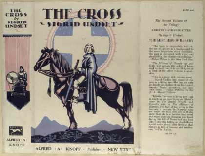 Dust Jackets - The cross.