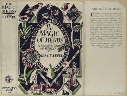 Dust Jackets - The magic of herbs a mod
