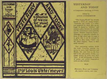 Dust Jackets - Yesterday and today a co