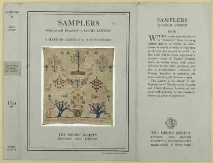 Dust Jackets - Samplers, selected and de