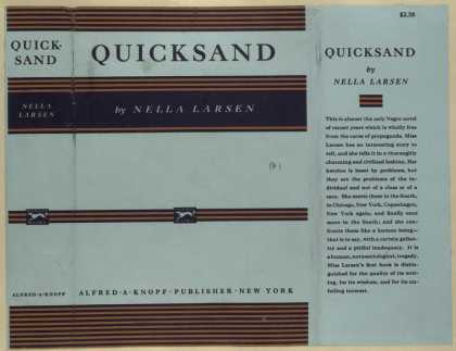 Dust Jackets - Quicksand.