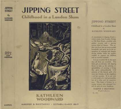 Dust Jackets - Jipping street childhood