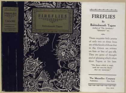 Dust Jackets - Fireflies.