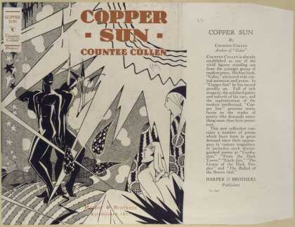 Dust Jackets - Copper sun.