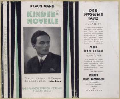 Dust Jackets - Kindernovelle.