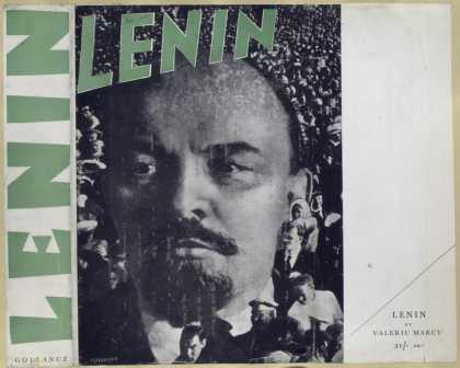 Dust Jackets - Lenin.