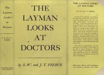 Dust Jackets - The layman looks at docto
