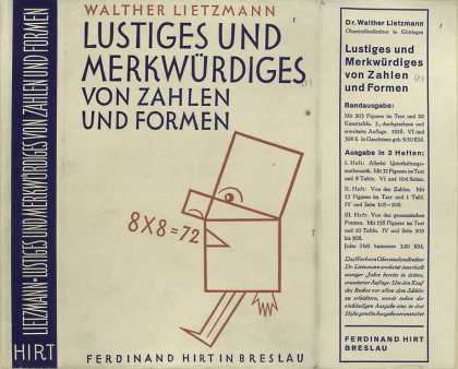Dust Jackets - Lustiges und merkwurdiges